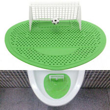 Football Soccer Shoot Goal Style Urinal Screen Filter Mat For Hotel Home Club 1x