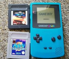 Nintendo Colour Gameboy plus 2 games