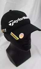 New Taylormade Golf Radar Relaxed Adjustable Black Cap R11 Burner Branding