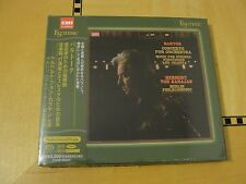 Esoteric SACD - Bartok Concerto for Orchestra - Karajan - Japan Super Audio CD