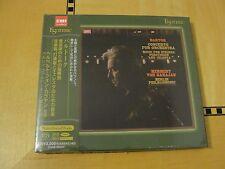 Esoteric SACD - Bartok Concerto for Orchestra - Karajan - Japan Super Audio CD