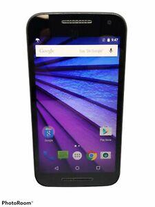 Motorola Moto G LTE (3rd Gen.) XT1540 Smartphone, Black
