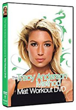 Tracy Anderson Method: Mat Workout DVD Free Shipping In USA