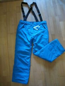 Dare2Be ski snowboard trousers blue, NEW, 16, RPP £49.90!