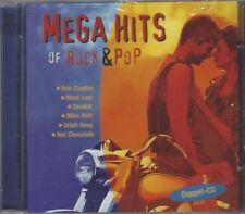 Mega Hits Of Rock & Pop - 2 CD, Eric Clapton, Meat Loaf, Smokie, Mike Batt u.v.m