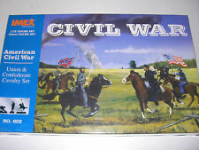 Imex 602 - Union & Confederate Cavalry Set             1:72 Figures/Wargaming