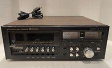 Vintage Superscope CD-310 Professional Stereo Cassette Deck Marantz *Read*