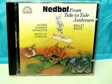 Classical CD: Homolka - Nedbal - From Tale To Tale Andersen - Supraphon