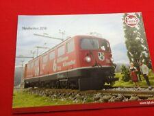 LGB Catalogue News 2019 Brochure Toy Fair Nϋrnberg