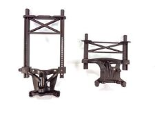 NEW TRAXXAS 1/10 SUMMIT FRONT AND REAR BODY MOUNT SET TOWERS POSTS 5607