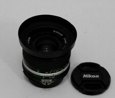 Nikon MF Nikkor 24mm 2.8 AIS very good condition
