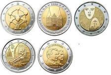 Pièces euro pour 2 euro année 2006