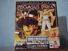 Myth Cloth Bandai Seiya V2 EX 40th Anniversary Masami Kurumada
