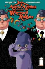 Auntie Agatha's Home for Wayward Rabbits #2 COVER A 1st Print, 2018 KEITH GIFFEN