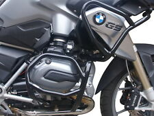 Paramotore HEED BMW R 1200 GS (13-16) - Full Bunker Classic nero + Borse