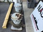 Vintage Ships Mooring Bitt or Maritime Double Bollards Approximately 750 Pounds.