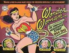 WONDER WOMAN  - the complete newspaper strip  1944-1945 - IDW