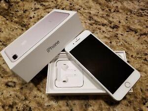 Apple iPhone 7 Plus - 256GB - Silver (Verizon)