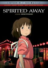 Spirited Away Dvd 2017 Brand New Fast Shipping