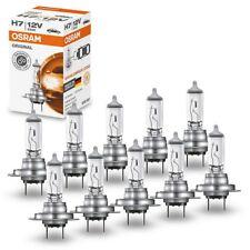 10x OSRAM HALOGEN-LAMPE H7 SET ORIGINAL LINE 55W/12V STANDARD GLÜHBIRNE 31288944