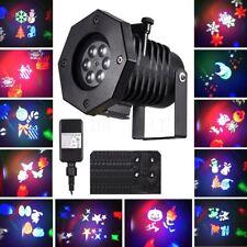 Waterproof R&G Garden Outdoor Landscape Laser Projector Light Xmas Party Wedding