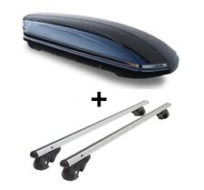 Coffre de toit vdpmaa320l + porte-rampe en aluminium vdp004l JAGUAR X-TYPE SW