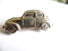 VW Beetle étain anglais pin badge