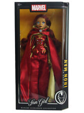 Fan Girl Iron Man Doll Madame Alexander Collection Marvel Comics Avengers New