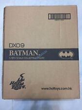 Hot Toys DX09 DX 09 1989 Batman Michael Keaton 12 inch Action Figure OPEN NEW