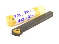 """NEW KOMET 5/16"""" SHANK R.B. PP-.312-R-02-30 TURNING TOOL HOLDER"""
