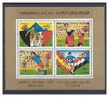 YÉMEN SUD 1982 Mondial de football - Espagne 1982