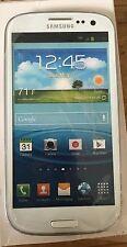 (1) Samsung Galaxy S III Verizon WHITE Mock Up Display Phone NON-FUNCTIONING VZ
