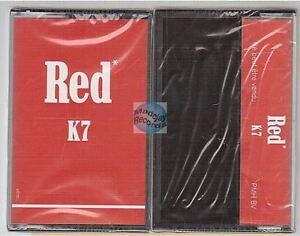 BASF cassette K7 tape RED C 60 french promo blank vierge NEW NEUF NEU