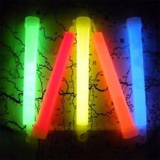 5pcs Glow Sticks Light Stick Mixed Colour Army Party Camping Glowsticks -SALE