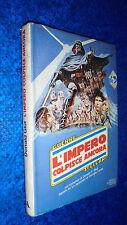 GLUT:GUERRE STELLARI.L'IMPERO COLPISCE ANCORA.OMNIBUS MONDADORI 1980 1&STAR WARS