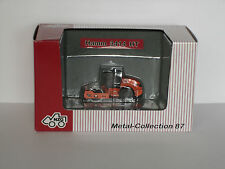 HAMM 3414 HT compactor with cabin and flat roller - 1/87 - NZG (604)