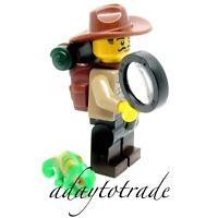 LEGO Collectable Mini Figure Series 19 - Jungle Explorer 71025-7 COL348 R787