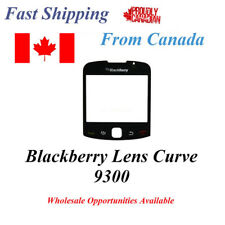BlackBerry Curve 3G 9300 LCD Screen Lens Cover Repair Replacement Black
