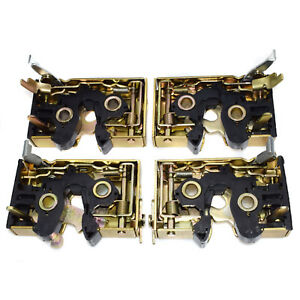4Pcs Fits VW Rabbit Pickup Golf Door Lock Box Catch Latch Front Rear Left Right