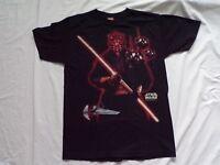 Star Wars the Phantom menace Episode 1 Darth Maul Vintage shirt