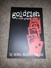 Goldfish The Definitive Collection Trade Paperback Brian Michael Bendis