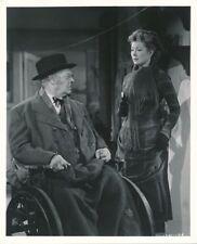 GREER GARSON LIONEL BARRYMORE Vintage VALLEY OF DECISION MGM Studio DBW Photo