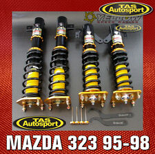 YELLOW-SPEED COILOVERS SUSPENSION DPS MAZDA 323 95-98 yellowspeed Astina