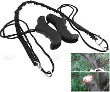 Hand Chainsaw Wire Saw Survival Bushcraft Camping EDC Tool Pocket Gear Outdoor
