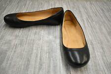 **Naturalizer Brittany Flats, Women's Size 4.5M, Black