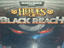 Heroes of Black Reach: A Warhammer 40k 40,000 Game Devil Pig Board Games New!