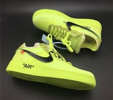 "OFF-WHITE x Nike Air Force 1 ""Volt"""
