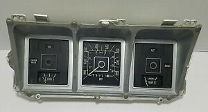 73-79 Ford Truck Instrument Cluster Gauges F150 250 Pickup Bronco Speedometer