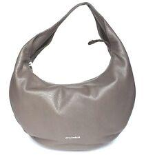 Handbag borsa COCCINELLE eco pelle lavorata martellata colore petrolio