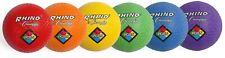 "Champion Sports Rubber Playground Kickball, Dodgeball, 8.5"" Diameter"